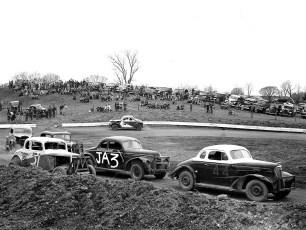 Stock Cars Mellenville NY 1951 (5)