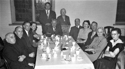 Methodist Ch. Dinner Tivoli 1951 (2)