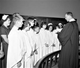 Methodist Church Confirmation N. G'town 1965 (2)
