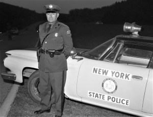 NYS Police Lewis Rolon 1961