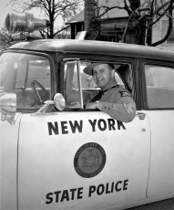 NYS Trooper Joe Strunk 1956