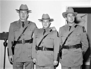 NYS Troopers Claverack Barracks 1962 (1)