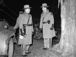 NYS Troopers Pat Romagnano & Jack Carroll 1962