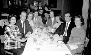 Police Benevolence Asso. (P.B.A.) Banquet at Kozals 1964 (3)