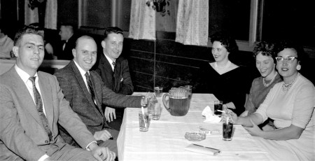 Police Benevolence Asso. (P.B.A.) Banquet at Kozals 1964 (6)