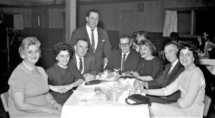 Police Benevolence Asso. (P.B.A.) Banquet at Kozals 1964 (9)