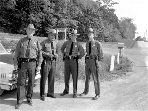 State Park Police at Olana 1967