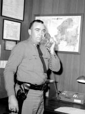 State Trooper Dave Butch Harrison Claverack Barracks 1967