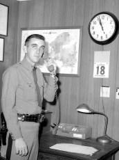 State Trooper John Byrne Claverack Barracks 1967