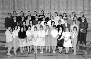 Ockawamick Central Class of 1963