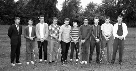 Ockawamick Central Golf Team 1963