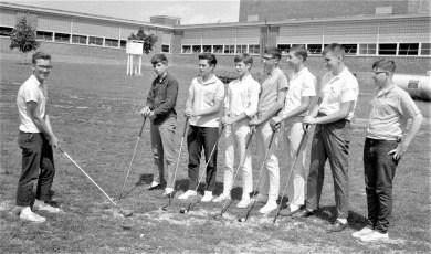 Ockawamick Central Golf Team 1965