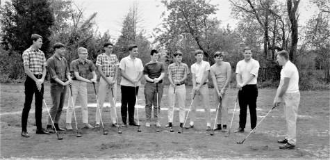 Ockawamick Central School Golf Team 1967