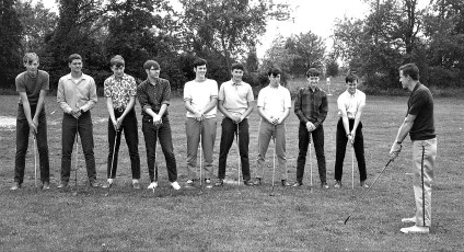 Ockawamick Central School Golf Team 1969