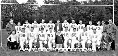 Ockawamick Central Varsity Football 1959