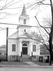 Christ Evangelical Lutheran Church Rt. 66 Ghent 1957
