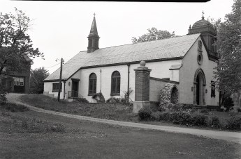 Church of the Resurrection G'town 1948