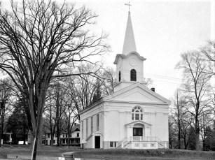 Hillsdale Methodist Church Rt. 23 & 22 1958