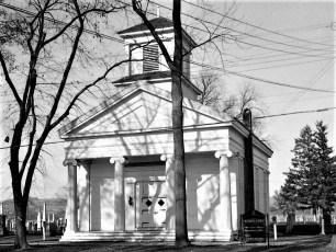 Methodist Church Copake 1957