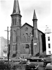 Methodist Church Hudson 1959