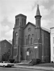 Methodist Church Hudson 1973