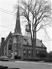 Methodist Church Tivoli 1958