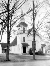 Niverville Methodist Church 1965