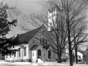 Reformed Church Ghent 1958
