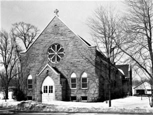 St. John the Baptist Church Valatie 1958