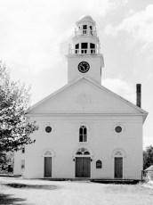 St. Thomas Lutheran Church Churchtown 1957