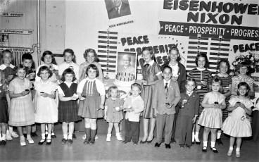 Birthday Party for Mr. Eisenhower  Hudson 1956 (1)