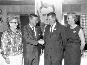 Col. Cty. Republican fund raiser 1961 (1)