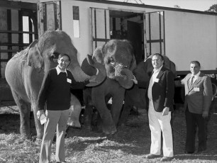 Col. Cty. Republicans  at Col. Cty. Fair 1976