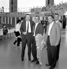 Columbia County Delegation at World's Fair 1964 (4)