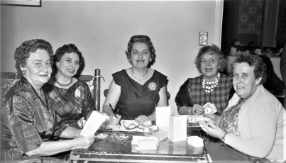 Democrat Dinner at Col. Country Club 1961 (3)