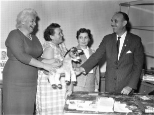 Democrat Dinner at Col. Country Club 1961 (5)