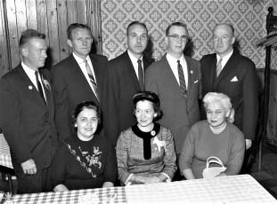 Democrats at General Worth Hotel 1958 (1)