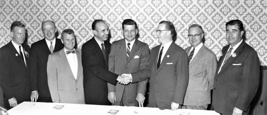 Democrats at General Worth Hotel 1958 (2)