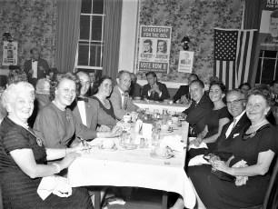 Mrs Roosevelt at Democrat fund raiser Hudson 1960 (3)