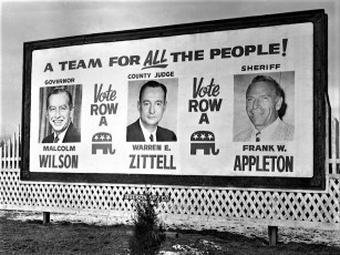 Republican Billboard 1974