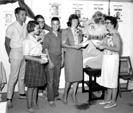 Republican Booth Col. Cty. Fair 1964 (2)
