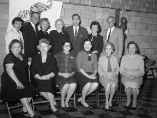 Republican Hdqts. Opening Hudson 1965 (2)