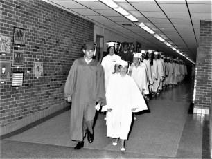 Red Hook High Graduation 1968 (1)