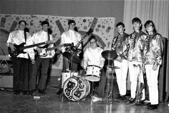 Red Hook High School Rock Band 1968