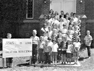 Livingston Reformed Church Summer Bible School 1958 (2)