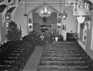 Reformed Church of Germantown Xmas 1961 (2)