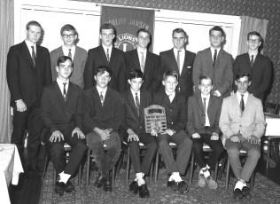 Roeliff Jansen Lions Club honor Roe Jan Baseball Team 1967