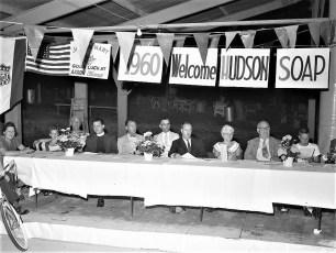 Soap Box Derby Awards Banquet Hudson 1960 (1)