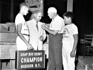 Soap Box Derby Awards Banquet Hudson 1960 (2)