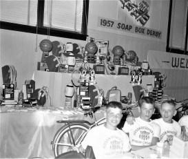 Soap Box Derby Banquet Hudson 1957 (2)